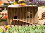 Noch 14678 Laser Cut Minis - Chicken Shed